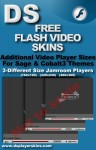 DS Flash Video Skins - For Jamroom 4.xx ONLY